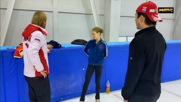 Трусова впервые объяснила, почему ушла от Тутберидзе. А Плющенко сравнил Сашу с бультерьером и бронепоездом