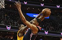 Вашингтон, НБА, Кливленд, видео