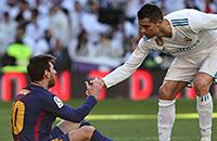 Криштиану Роналду, фото, Барселона, Лионель Месси, Реал Мадрид, примера Испания