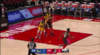 Stephen Curry with 35 Points vs. Portland Trail Blazers
