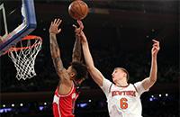 Нью-Йорк, НБА, Кристапс Порзингис, видео