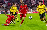В Германии – матч года: букмекеры уверены в победе «Баварии»