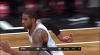 LaMarcus Aldridge attacks the rim!