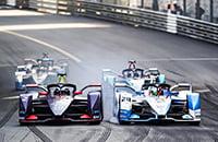 видео, Робин Фряйнс, Антониу Феликс да Кошта, Сэм Берд, Формула E, Гран-при Монако