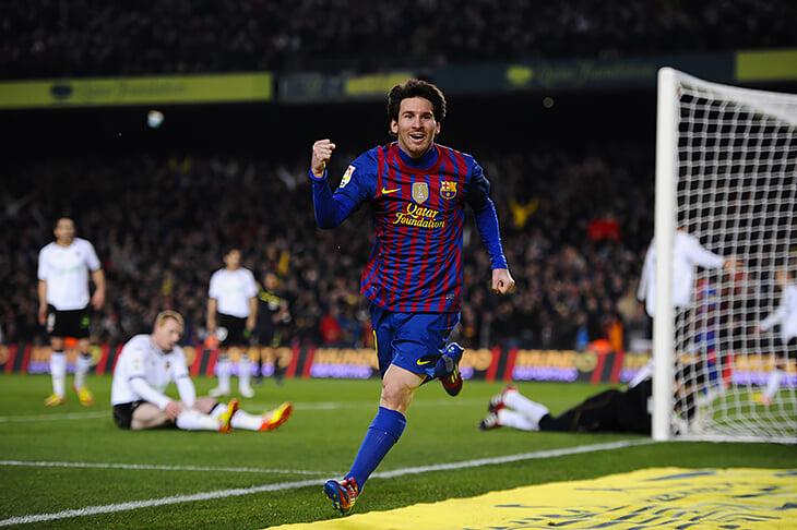 768 матчей – Месси обошел Хави и обновил рекорд «Барселоны». Мы уже аплодируем стоя – и ждем вас 👏