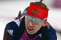 сборная России жен, Сочи-2014, Кубок мира, Екатерина Глазырина