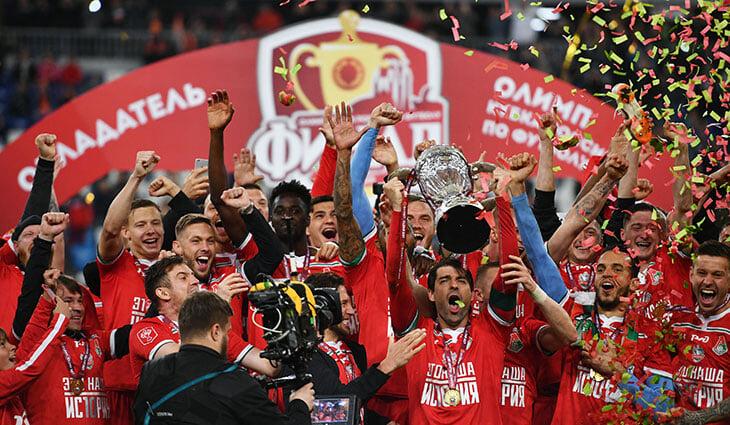 Реформа Кубка России: групповой этап, призовые на каждой стадии, трансляции на Первом и России 1