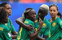 происшествия, женский футбол, сборная Англии жен, ЧМ-2019 жен, сборная Камеруна жен, 321