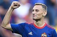 Федор Чалов, ЦСКА, премьер-лига Россия