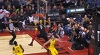 Serge Ibaka with one of the day's best blocks