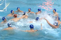 В водном поло команды подрались в бассейне. Игру судил комментатор «Матч ТВ»