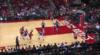 Clint Capela, James Harden Top Points vs. Philadelphia 76ers