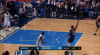 Dwight Powell hammers it home