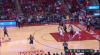 James Harden 3-pointers in Houston Rockets vs. Indiana Pacers