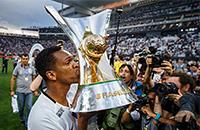 Жо, Коринтианс, высшая лига Бразилия