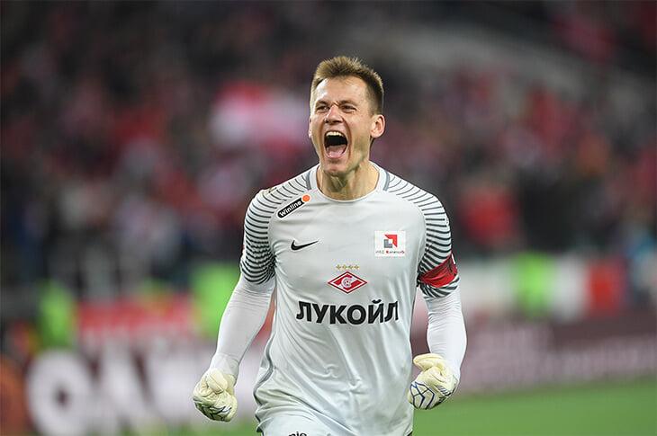 Первый пост Артема Реброва: как играл под крики «Ты криворукий вратарь», в 30 лет поменял технику и стал чемпионом