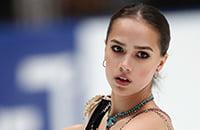 Евгения Медведева, женское катание, Александра Трусова, Japan Open, Алина Загитова, сборная России
