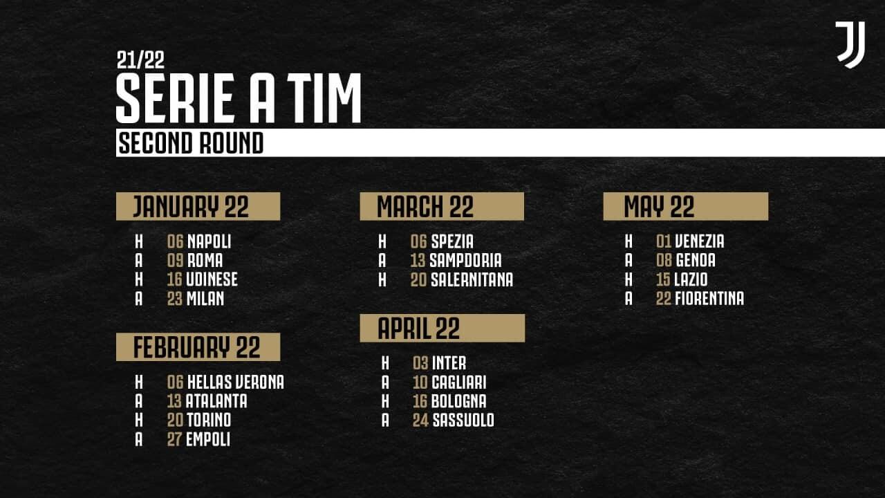 Начинаем с «Удинезе», «Наполи« в третьем туре, «Милан» — в 4-м! Календарь «Юве» на новый чемпионат