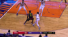 Alex Len gets the And-1
