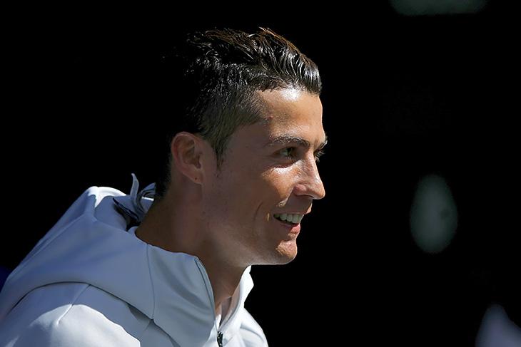 Криштиану Роналду, Реал Мадрид, Ла Лига, светская хроника