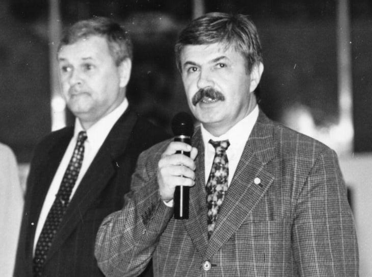 40 лет Величкина в «Магнитке»: контракты по факсу, куча титулов, баек и скандалов