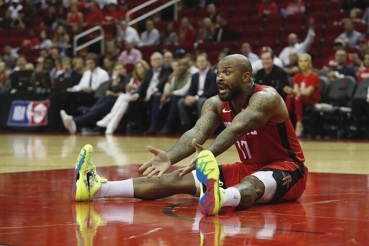 Игрок «Голден Стэйт» провел первые за 7 лет матчи в НБА