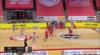 Bojan Dubljevic with 20 Points vs. Olympiacos Piraeus