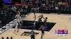 Willie Cauley-Stein flies in for the alley-oop slam