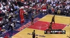John Wall with the nice dish vs. the Hawks