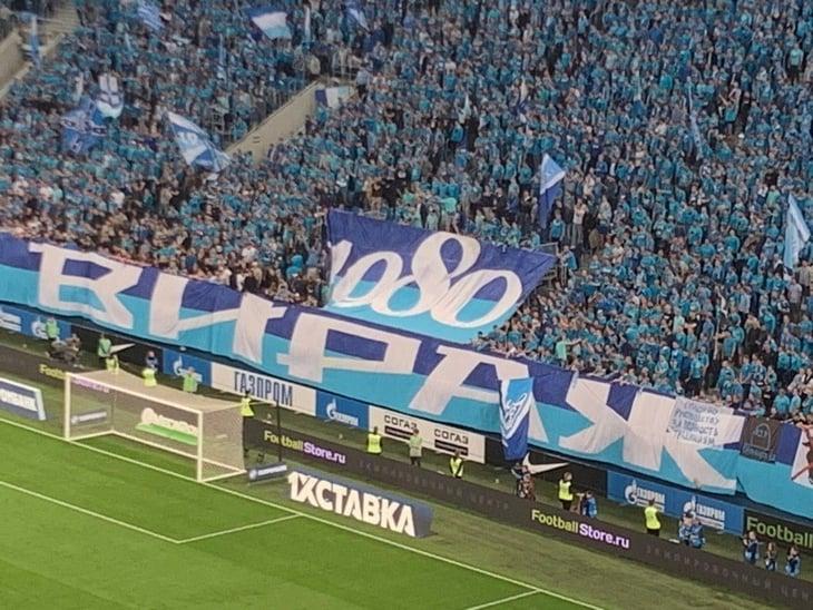Iz Za Bannera Na Virazhe Brazilcy Schitayut Zenit Rasistskim Klubom Hotya Malkoma Vstretili Aplodismentami Rossiya 2020 Blogi Sports Ru