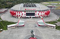 Открытие Арена, стадион Краснодар, Крестовский, стадион ЦСКА, стадионы, Премьер-лига Россия