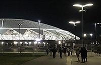 болельщики, Самара-Арена, Крылья Советов, премьер-лига Россия