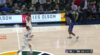 Rudy Gobert rocks the rim