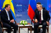 Путин позвал шведов в КХЛ. Но даже это не сработает