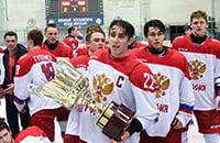 Сборная России выиграла юниорский топ-турнир. Прошлая победа была в 1995 году