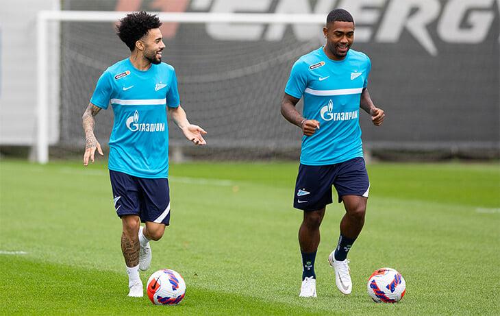 «Зенит» отозвал Малкома и Клаудиньо из сборной Бразилии. В клубе боятся, что их не пустят в Англию на матч ЛЧ с «Челси»