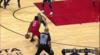 James Harden Posts 28 points, 10 assists & 10 rebounds vs. Utah Jazz