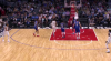 A great dime by D'Angelo Russell leads to the score