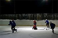 любители, любительский хоккей, фото