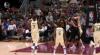 LeBron James with 40 Points  vs. Milwaukee Bucks