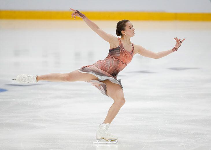 Валиева не попрыгунчик! Магия в ее катании – благодаря балету (не зря Камила получает комплименты от прим)