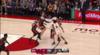 Damian Lillard 3-pointers in Portland Trail Blazers vs. Miami Heat