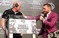 Президент UFC так любит Конора, что ставит его выше Мохаммеда Али в трештоке