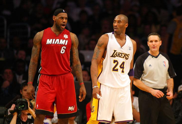 Назовете лучших игроков каждого клуба НБА в 2010-е?