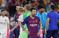 Барселона, Кубок Испании, Валенсия