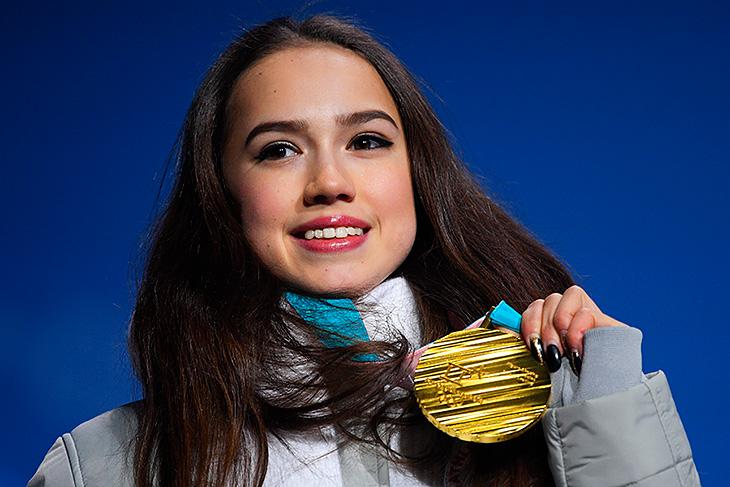 rueb677edfd7f Герои Пхенчхана: все российские медалисты Олимпийских игр 2018