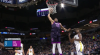 Karl-Anthony Towns rises up and throws it down