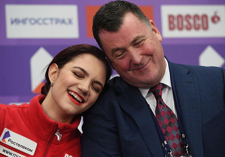 Внезапный трансфер в фигурке: Рика Кихира (лучшая после русских) едет к Орсеру. И у нее получится успешнее, чем у Медведевой
