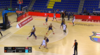 Kevin Pangos with 10 Assists vs. FC Barcelona