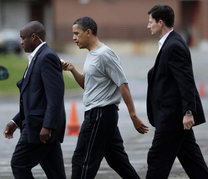 «Пока Барак Обама занимался баскетболом, Россия захватила Крым». 44-й президент США обожает игру – на площадке ему даже разбили лицо